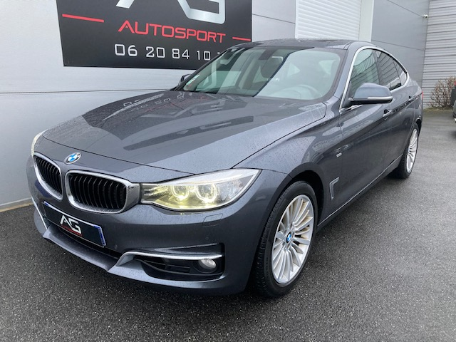 BMW 320 D GT Luxury de 2013 occasion