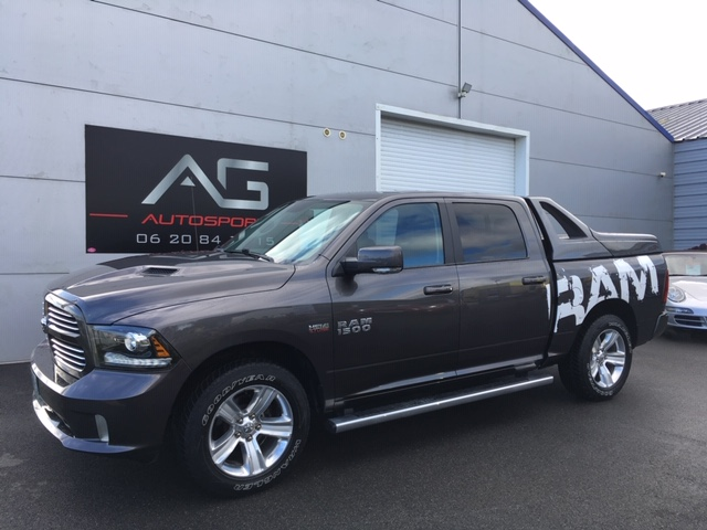 DODGE RAM PICKUP 5.7 396 CV V8 5.7 occasion