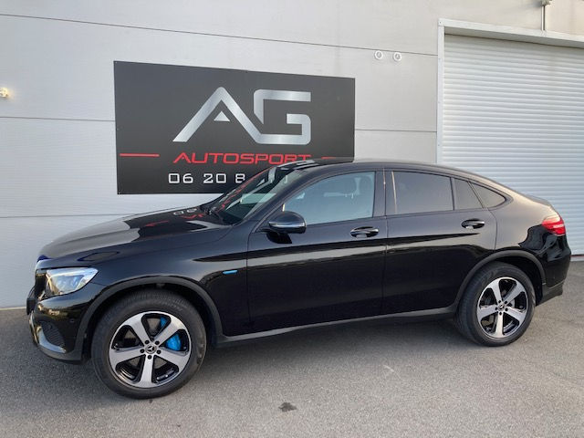 MERCEDES-BENZ GLC COUPE 350E EXECUTIVE occasion